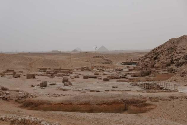 desert view dahshur