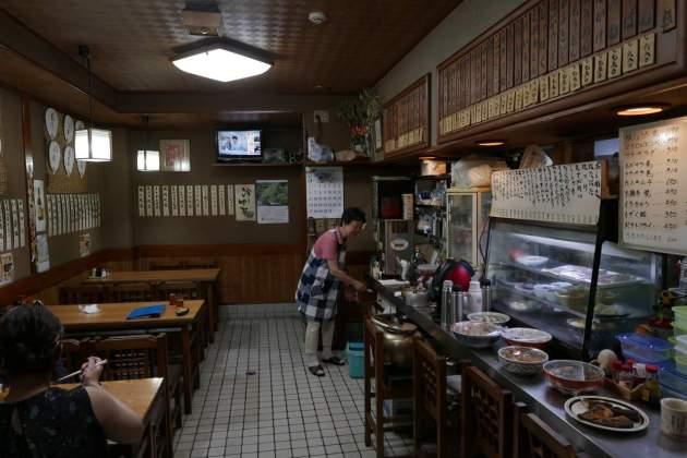 food ramen place
