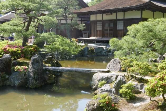 ginkaku garden 2