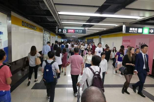 hk crowds