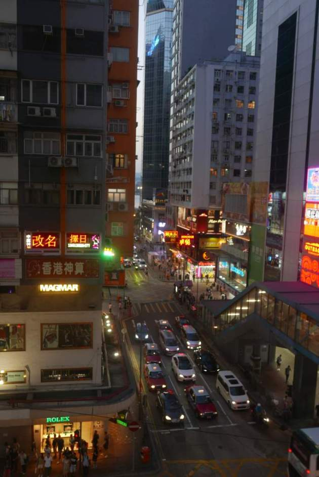 hk hotel view