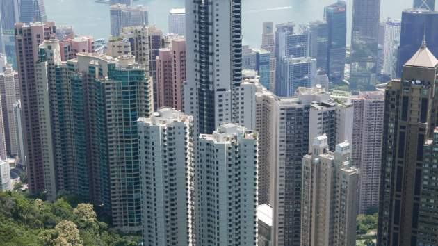 hk peak scrapers