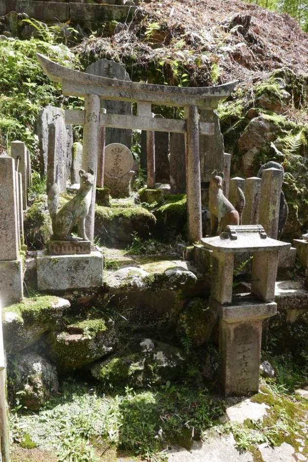 inari cemetery