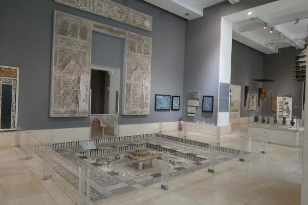 islamic art room.JPG