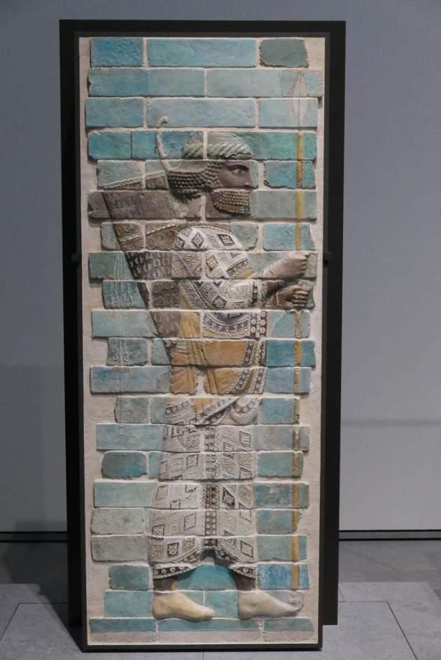 louvre assyrian