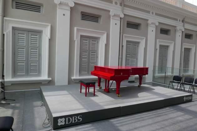 museum piano