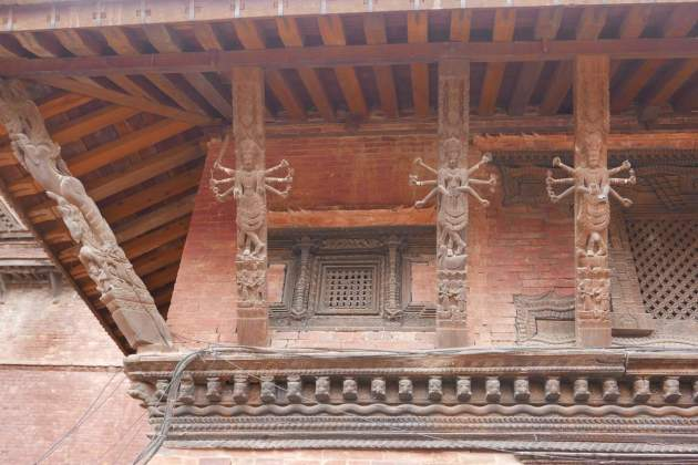 patan rafters