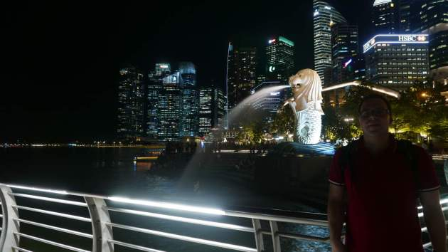 sands me merlion